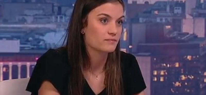 """""""Kávéfőzős"""" Luca durván visszaszólt a nem szülő nőket vádló videó készítőinek"""