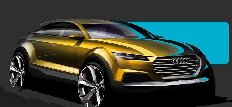 400 lóerős Audi Q4 RS is készül majd Győrben