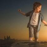 Gyerekének mit vesz karácsonyra? Egy Photoshop-művész apuka bemutatta a legmenőbb ajándékot
