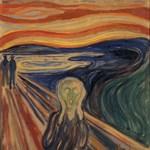 Sikolt a Sikoly: tönkreteszi Munch festményét a múzeumi látogatók lélegzése
