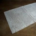 Kéziratritkaságokra bukkantak Sümegen