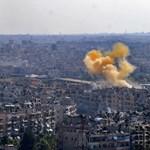 Pattanásig feszülhetett a helyzet a kiürítésre váró Kelet-Aleppóban