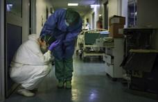 """Nem jutnak levegőhöz a kórházak: """"A harmadik hullám ránk rúgta az ajtót"""""""