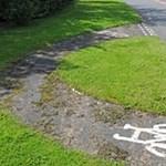 Ilyen a világ legrövidebb bicikliútja - brit tudósok alkotása