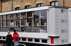 A Bauhaus reneszánsza a kelet-németországi Dessauban