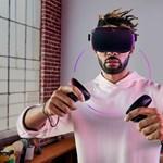 Szintet lépett a Facebook csodaszemüvege, itt a számítógépet sem igénylő Oculus Quest
