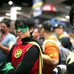 Galéria: 130 ezer embert várnak a Comic Con képregény találkozóra