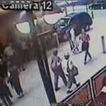 Kamera rögzíthette a New York-i merénylőt - videó