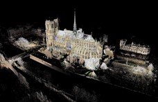 Hiába van rengeteg adat, ez még kevés lesz a Notre-Dame helyreállításához