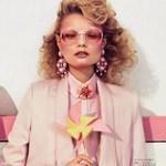 Korall, vattacukor és menta - tavaszi trendek a japán Vogue-ban