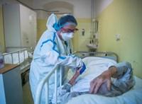 Koronavírus: 500 alatt az új fertőzöttek száma, 89-en hunytak el