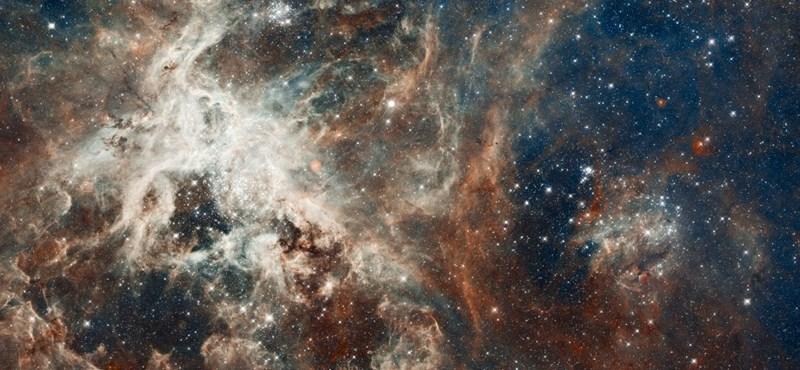 Fotó: páratlan panorámaképet közölt a NASA