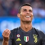 Kimaradt a portugál keretből Cristiano Ronaldo