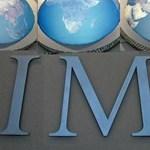 IMF, mint a jó sör: jön is, megy is