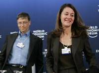Egy csapásra milliárdossá tette a válás Melinda Gates-t