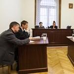 Kubatov nem vállalta arcát a bíróságon