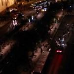 Balhé a belvárosban: törtek-zúztak hajnalban az ultrák