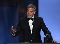 George Clooney: A rasszizmus Amerika legnagyobb járványa