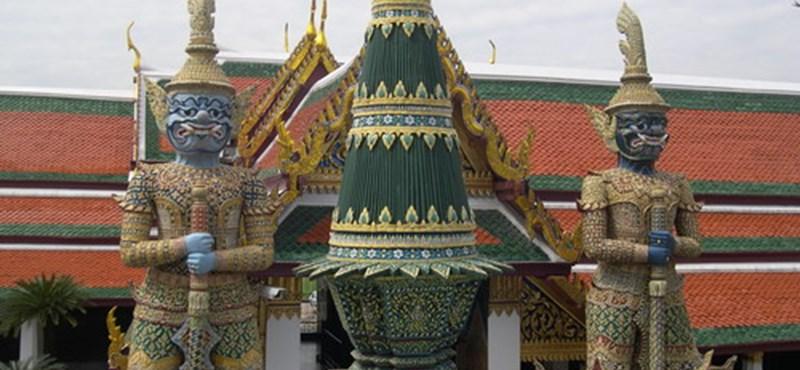 Paloták és szexbárok Bangkokban - egy bennfentes beszámolója