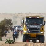 Az eredeti Dakar most ért véget