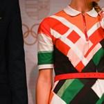 Nem nyert – ezekben a ruhákban is vonulhattak volna a magyar olimpikonok Tokióban