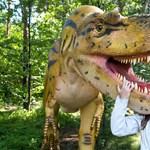 Dinoszauruszok lepik el Veszprémet