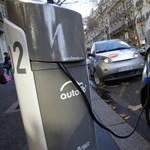 """""""Meghalnak"""" a hidegben az elektromos autók"""
