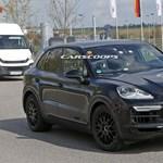 Egy dolgot már biztosan száműzött a Porsche az új Cayenne-ből