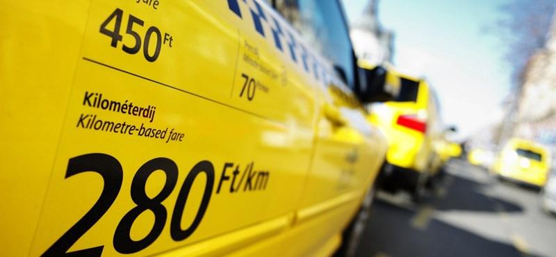 Szigorítást hoz az újév a taxisoknak