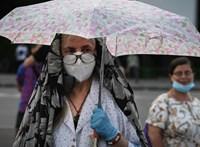 Továbbra is gyorsan terjed a fertőzés Romániában és Ukrajnában