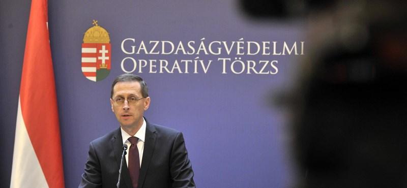2261 milliárd forintnál jár az államháztartás idei hiánya