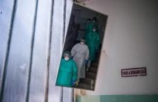 576 egészségügyi dolgozó lett koronavírusos