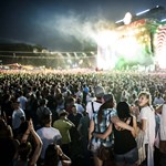 90 ezren buliztak pénteken a Szigeten