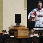 Fotók: Eltemették a 25 évesen elhunyt Jules Bianchit