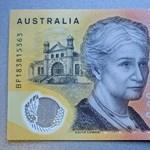 Helyesírási hibával rontottak el az ausztrálok 46 millió bankjegyet
