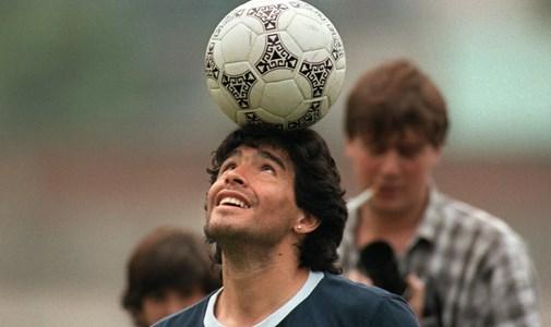 60 éves korában meghalt Diego Maradona