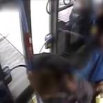 Feladta magát a 7-es buszon gázspray-vel támadó garázda - videó