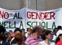 Megállította az olasz jobboldal a gendertörvényt