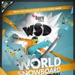 Snowboardosok Világnapja vasárnap a Gödör Klubban