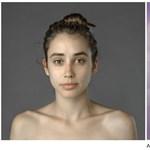 Szépségideálok: ugyanazt a nőt photoshoppolták 25 országban - fotók
