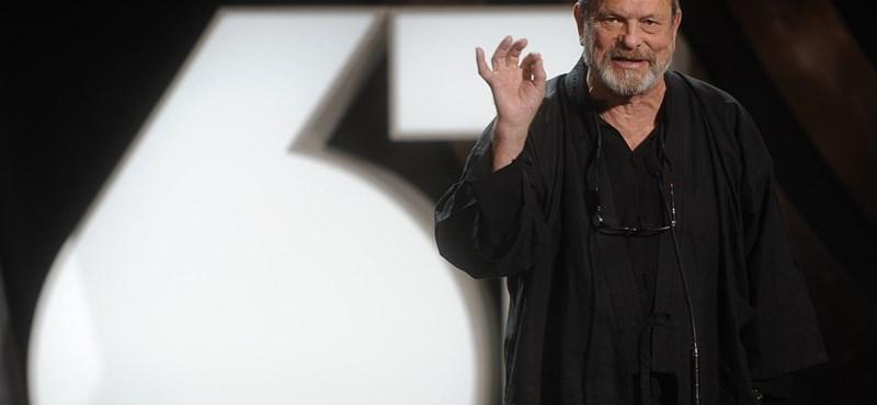 Új filmet forgat Terry Gilliam