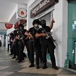 Túszejtő akcióba kezdett egy manilai biztonsági őr, miután kirúgták