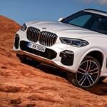 Az sem lehet véletlen, hogy ma bukkant fel az új BMW X5