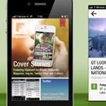 Végre letölthető az iPhone-os Flipboard!