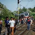 Elindultak a bécsi konvoj autói Ausztria felé a menekültekkel - hírek percről percre