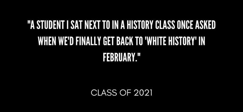 Nem beszélnek róla, de az amerikai elit iskolákban is probléma a rasszizmus