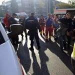 Túl van az életveszélyen a Nagyvárad téren megkéselt mentős