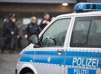 Késes támadás történt Frankfurtban