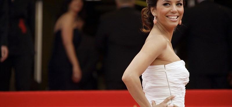 Megszületett Eva Longoria első gyereke