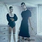 Bizarr fotók Tim Walkertől a Vogue-ban